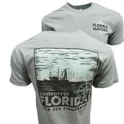 Florida Deep Sea Comfort Color Tee