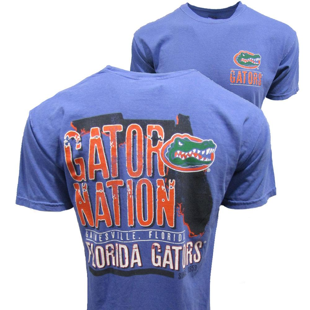 Gator Nation Comfort Color Tee