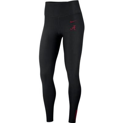 Alabama Nike Women's Power Sculpt Tights