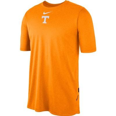 Tennessee Nike 360 Dri-FIT Short Sleeve Player Top