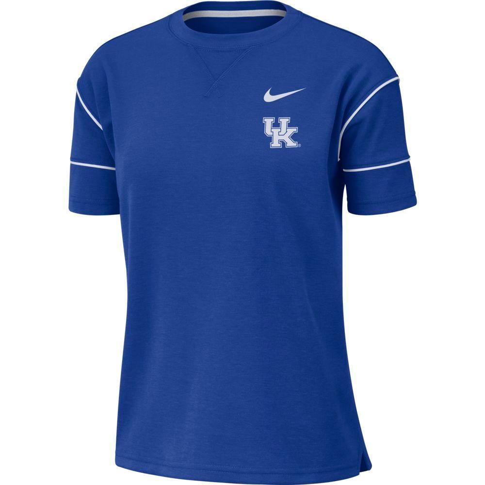 Kentucky Nike Women's Breathe Short Sleeve Top