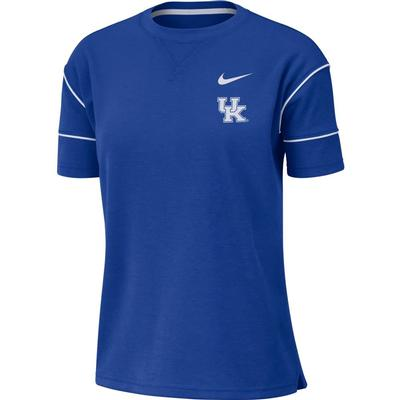 Kentucky Nike Women's Breathe Short Sleeve Top