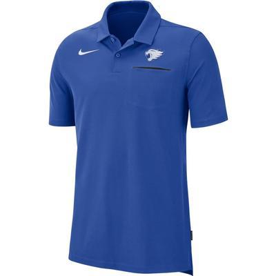 Kentucky Nike Dry Coaches Polo