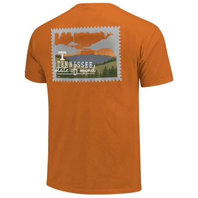 Tennessee State of Mind Comfort Colors Landscape Tee