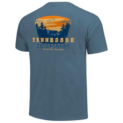 Tennessee Silhouette Comfort Colors T-Shirt
