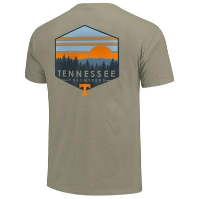 Tennessee Forest Shield Comfort Colors Tee