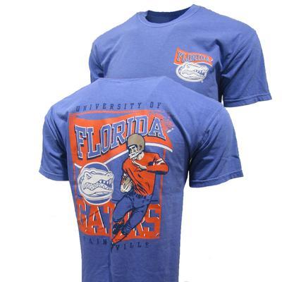 Florida Football Breakaway Comfort Color Tee
