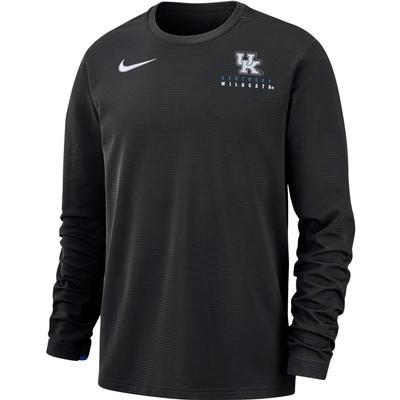 Kentucky Nike Dry Top Football Crew