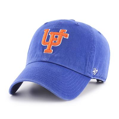 Florida '47 Brand Vault Interlocking UF Logo Adjustable Hat