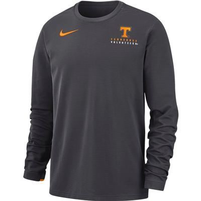 Tennessee Nike Dry Top Football Crew