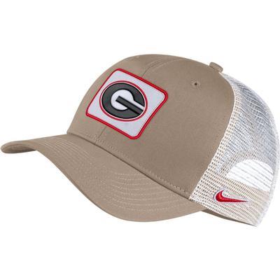 Georgia Nike C99 Trucker Patch Cap