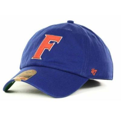 Florida '47 Brand Franchise Fitted F Logo Hat