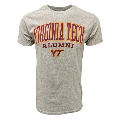 Virginia Tech Victory Alumni T-Shirt GREY