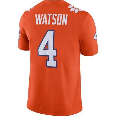 Clemson Nike Deshaun Watson Jersey