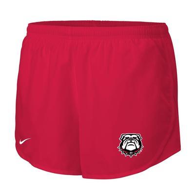 Georgia Nike Women's Dri-FIT Tempo Shorts