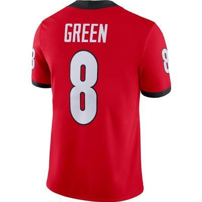 Georgia Nike AJ Green Jersey