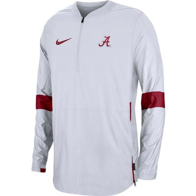 Alabama Nike Light Weight Coaches Jacket
