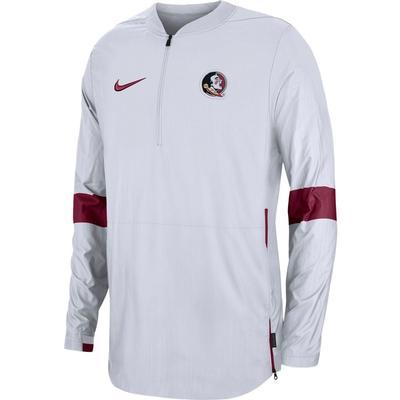 Florida State Nike Light Weight Coaches Jacket