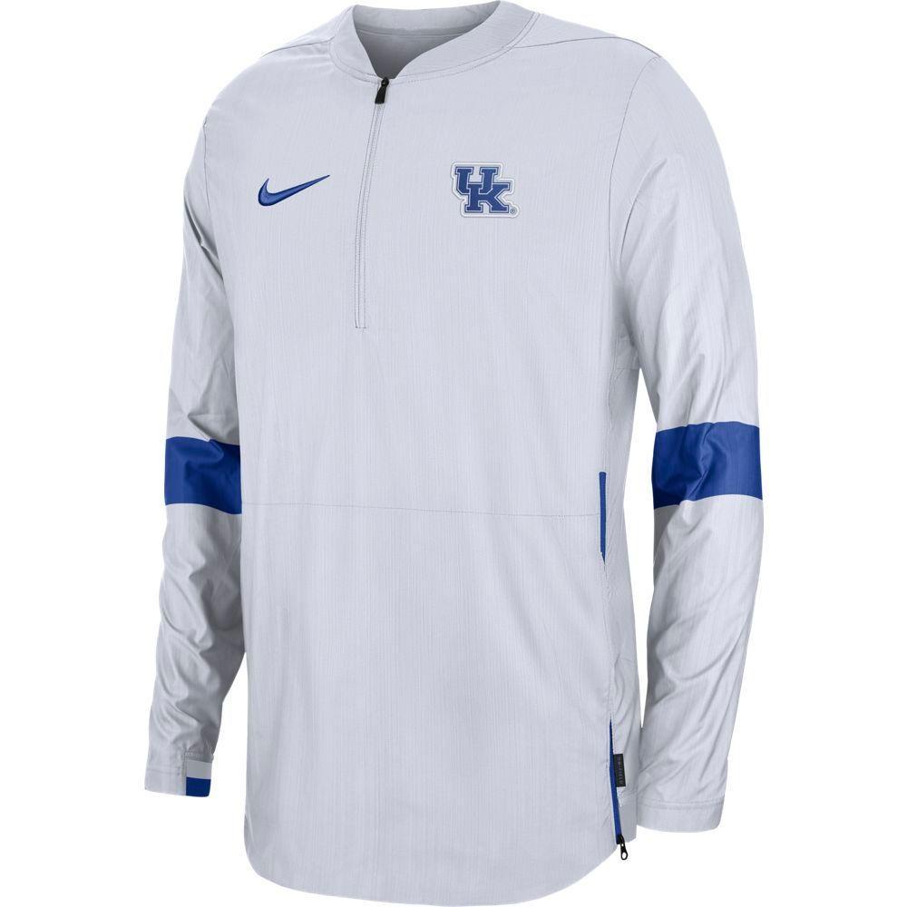 Kentucky Nike Light Weight Coaches Jacket