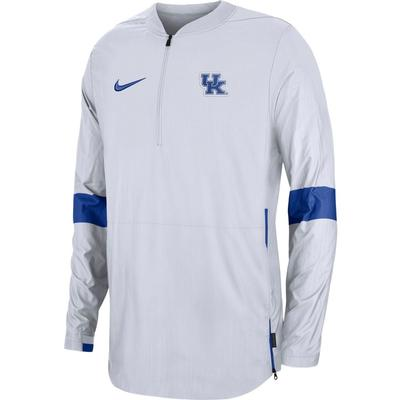 Kentucky Nike Light Weight Coaches Jacket