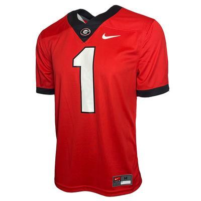 Georgia Nike #34 Home Jersey