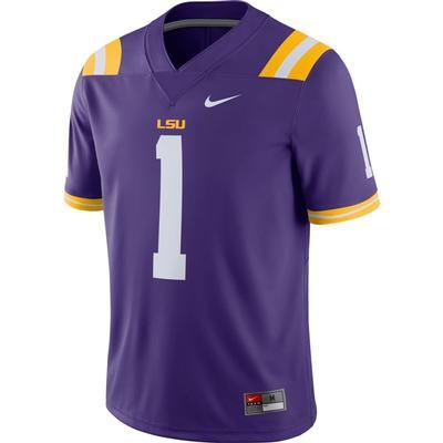 LSU Nike #1 Alternate Jersey