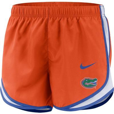 Florida Nike Women's Dri-FIT Tempo Shorts UNIV_ORANGE