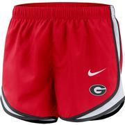 Georgia Nike Women's Dri- Fit Tempo Shorts