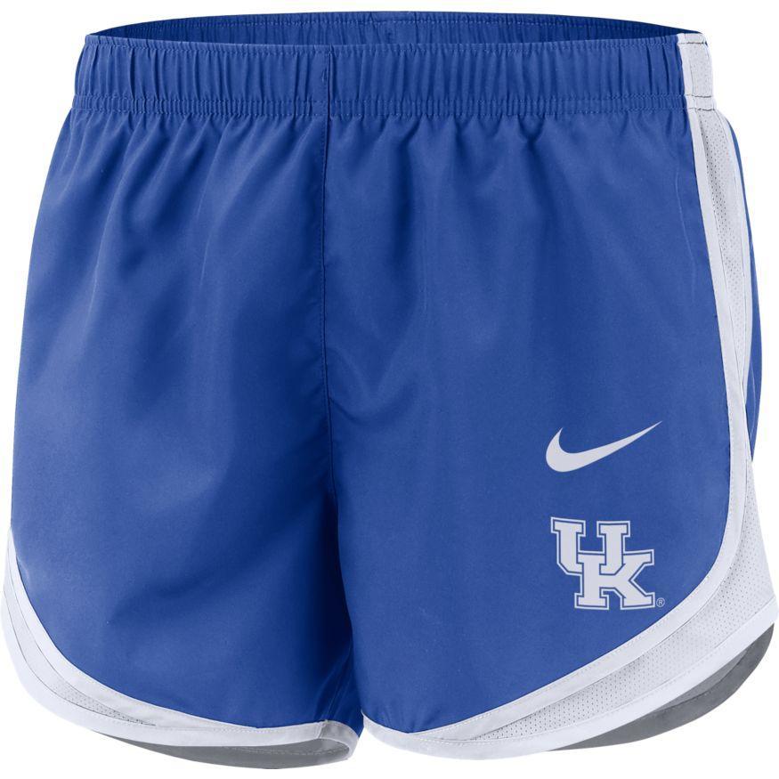 Kentucky Nike Women's Dri- Fit Tempo Shorts