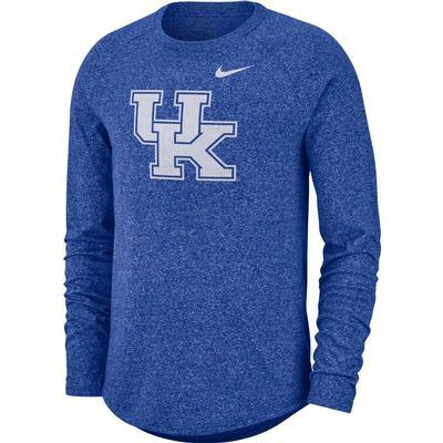 Kentucky Nike Marled Long Sleeve Tee