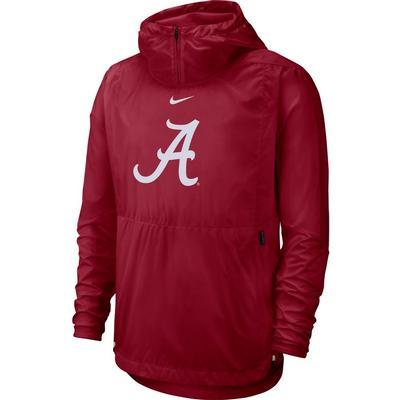 Alabama Nike Repel Lightweight Player Jacket