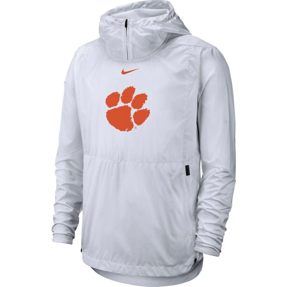 Clemson Nike Repel Lightweight Player Jacket