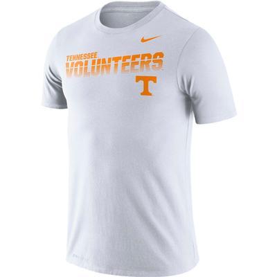 Tennessee Nike Legend Sideline Short Sleeve Shirt