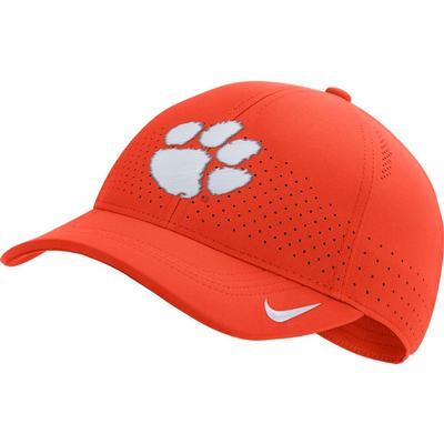 Clemson Nike Aero C99 Sideline Swoosh Flex Hat
