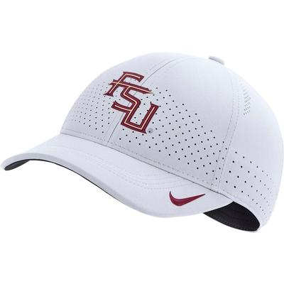 Florida State Nike Aero L91 Sideline Adjustable Hat