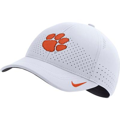 Clemson Nike Aero L91 Sideline Adjustable Hat