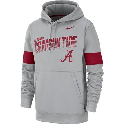 Alabama Nike Therma-FIT Fleece Hoodie