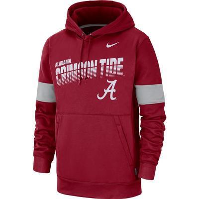 Alabama Nike Therma-FIT Fleece Hoodie