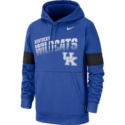 Kentucky Nike Therma-FIT Fleece Hoodie