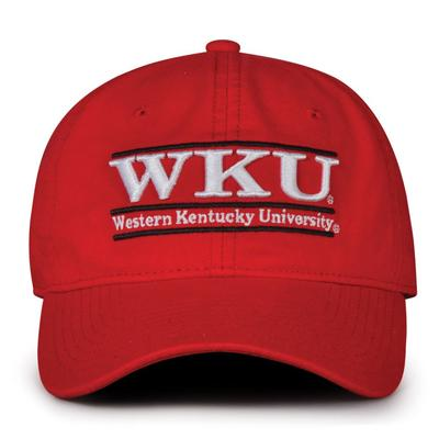 Western Kentucky Red Bar Cap