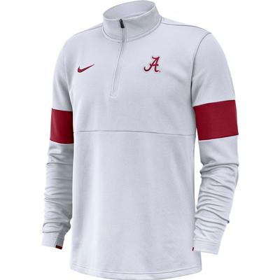 Alabama Nike Therma-FIT Half Zip Pullover