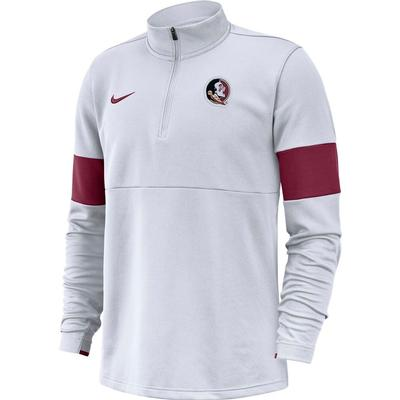 Florida State Nike Therma-FIT Half Zip Pullover