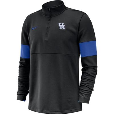 Kentucky Nike Therma-FIT Half Zip Pullover