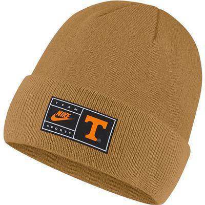 Tennessee Nike Throwback Label Cuff Beanie