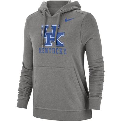 Kentucky Nike Women's Pullover Club Hoodie