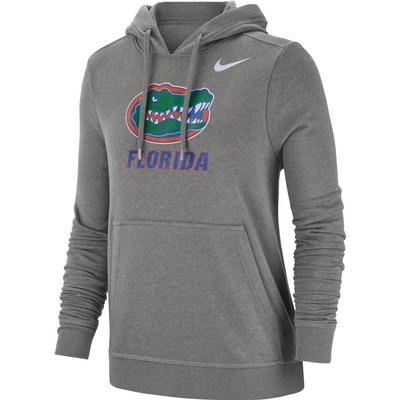 Florida Nike Women's Pullover Club Hoodie