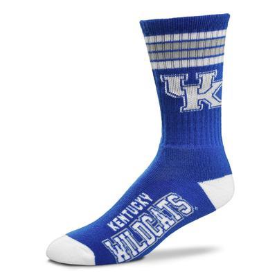Kentucky 4-Stripe Deuce Sock