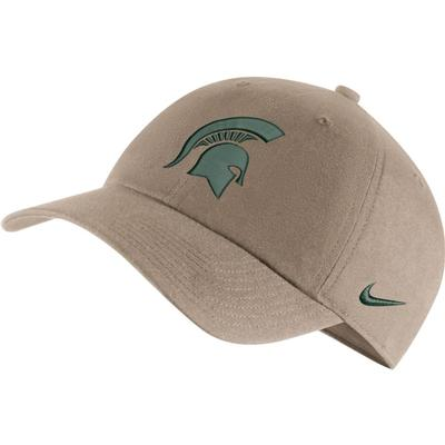 Michigan State Nike Heritage86 Adjustable Hat
