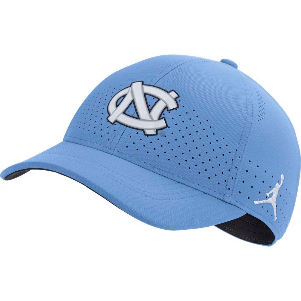 North Carolina Jordan Brand Sideline Aero L91 Hat