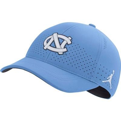 North Carolina Jordan Brand Sideline Aero L91 Hat